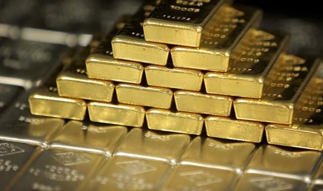 Giá vàng hôm nay 10/9 tăng do USD yếu đi