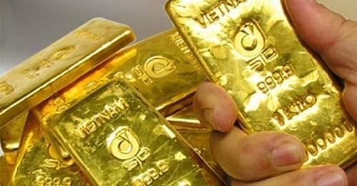 Giá vàng thế giới sáng 24/5 vững, triển vọng tuần này sẽ tăng tiếp
