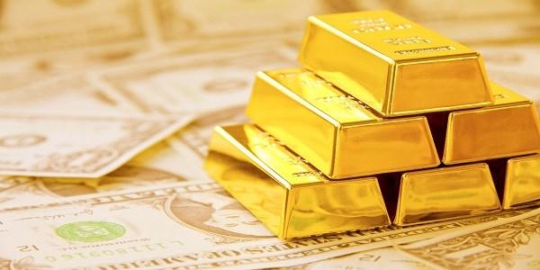 Giá vàng sáng 26/5 tăng mạnh lên mức cao nhất 4,5 tháng