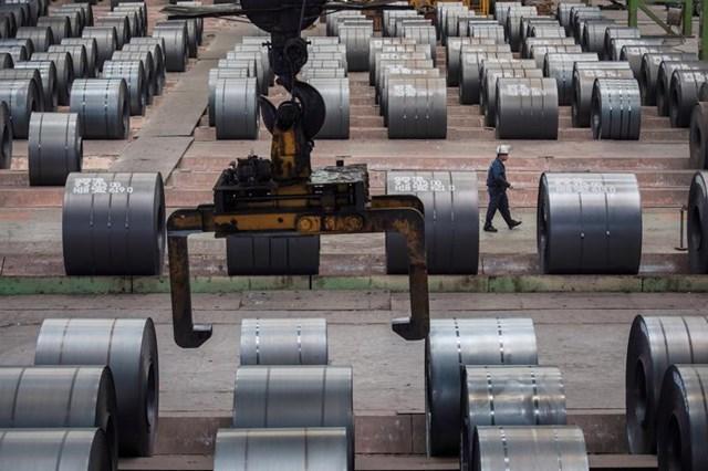 Trung Quốc muốn dùng cảnh báo để hạ sốt nguyên vật liệu