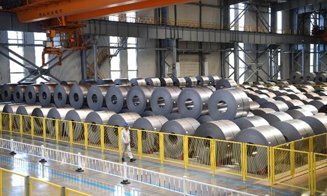 Các tổ chức thép Trung Quốc và Nhật Bản họp bàn giải pháp kiềm chế giá quặng sắt