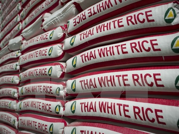Thái Lan bán được 347.500 tấn gạo qua 2 phiên đấu giá trong tháng 7