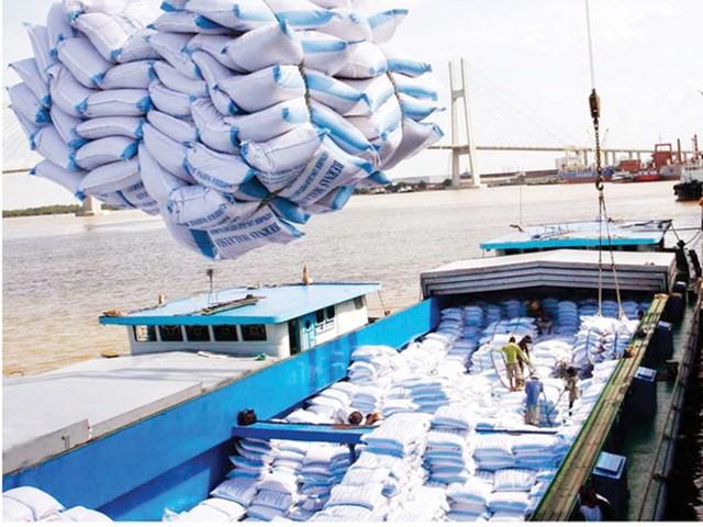 Philippines đặt giá trần với gạo nhập khẩu