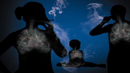 Tác hại của khói thuốc lá đến sức khỏe con người