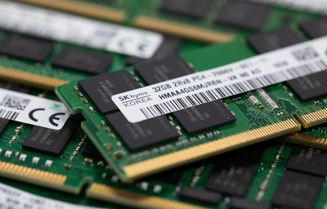 Thị trường chip nhớ toàn cầu sẽ tăng trưởng mạnh mẽ trong năm nay