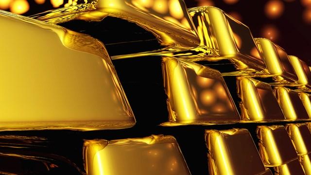 Giá vàng tuần qua sụt giảm xuống dưới 1.800 USD/ounce
