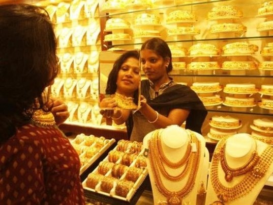 Mua vàng ở Ấn Độ thấp nhất 7 năm