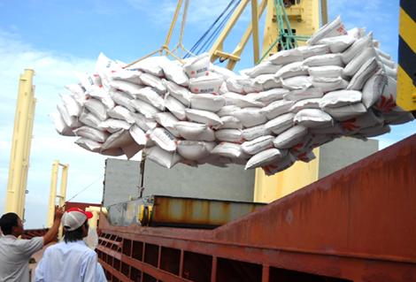 Dự báo xuất khẩu gạo của Việt Nam trong quý 2 chỉ đạt 1,5 triệu tấn