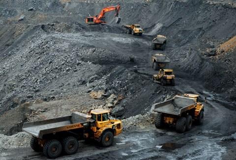 Giá than tăng hơn 30% trong 4 tháng
