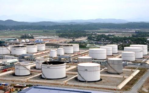 Nguy cơ tồn kho cao tại Nhà máy lọc dầu Dung Quất