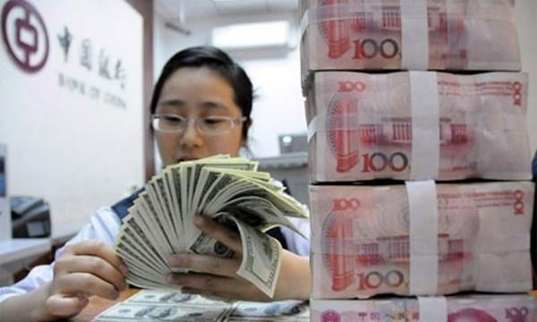 Tiền tháo chạy khỏi Trung Quốc mạnh kỷ lục