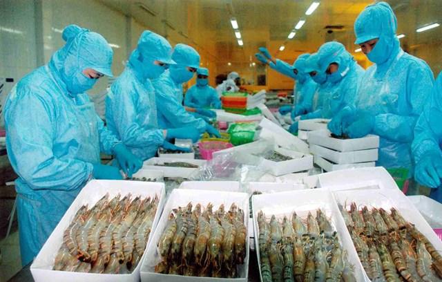 Xuất khẩu thủy sản của Việt Nam sang Úc giảm