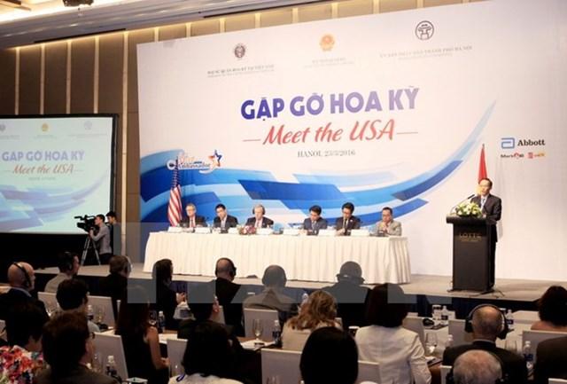 Quan hệ Việt Nam-Hoa Kỳ đang ở giai đoạn phát triển mạnh mẽ nhất