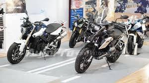Mãn nhãn với dàn mô tô BMW tại triển lãm