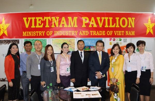 Bộ Công Thương tổ chức đoàn DN Việt Nam tham dự Hội chợ thực phẩm Phi-lip-pin