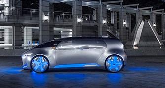 Mercedes-Benz sẽ có xe điện ngay trong năm sau