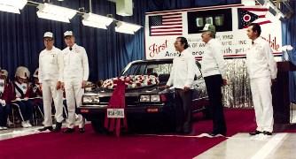 Honda Accord tròn 40 tuổi
