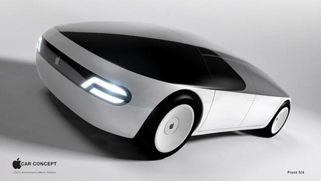 Loạt công nghệ hiện đại sẽ có trên xe tự lái của Apple