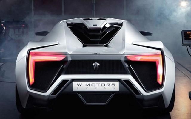 7 sự thật thú vị về siêu xe Ả-rập Lykan Hypersport