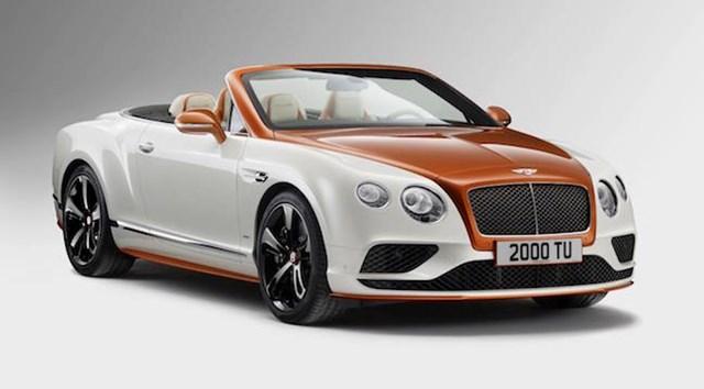 """Bentley Continental """"lột xác"""" đầy cá tính với gói độ tới từ Mulliner"""