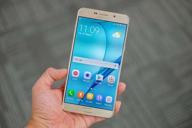 Galaxy A9 Pro 2016: Màn hình lớn, pin 5.000 mAh sắp bán ở VN