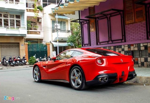 Ferrari F12 đầu tiên VN tìm được chủ sau gần 3 năm về nước