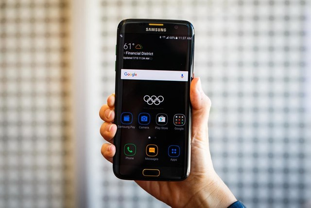 Cận cảnh Galaxy S7 edge miễn phí cho 12.500 VĐV Olympic