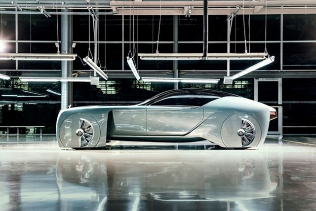 10 mẫu xe được thiết kế cho tương lai