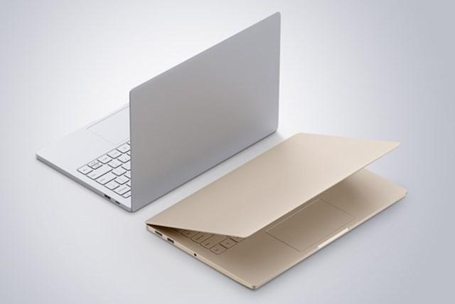 Laptop giống MacBook như hai giọt nước giá 520 USD từ Xiaomi