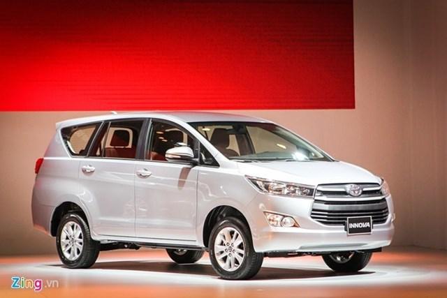 5 mẫu ôtô mới ra mắt ở Việt Nam trong tháng 7