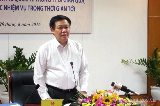 Phó Thủ tướng Vương Đình Huệ: Cần đánh giá nghiêm túc những cơ hội và thách thức