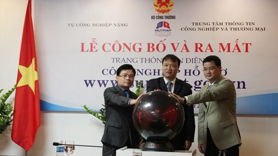 Ra mắt Trang thông tin về công nghiệp hỗ trợ