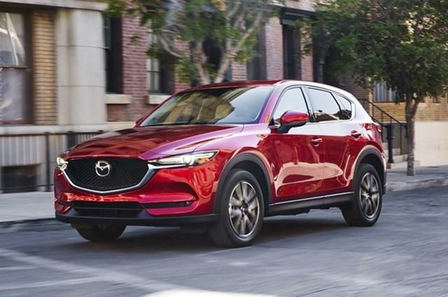 Mazda CX-5 hoàn toàn mới chính thức trình làng