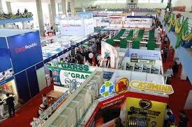 520 doanh nghiệp quy tụ trong hội chợ Vietnam Expo 2016