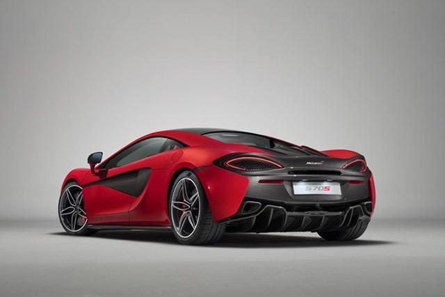 McLaren ra mắt 570S phiên bản đặc biệt