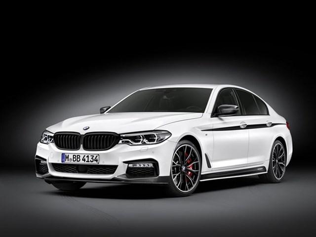 BMW ra gói độ chính hãng cho Series 5 đời 2017