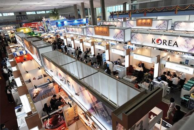 500 doanh nghiệp dự Triển lãm - Giao thương Hàn Quốc tại Hà Nội