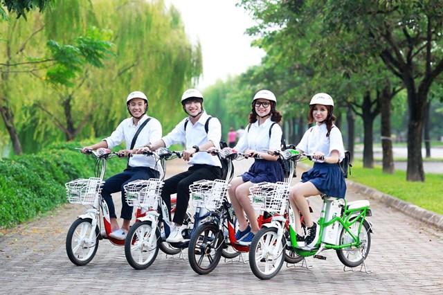 Xe điện Việt vươn tầm thế giới
