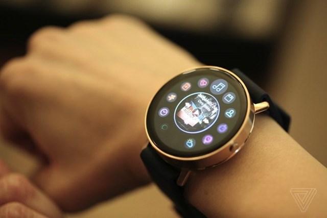 Misfit tung smartwatch màn hình cảm ứng đầu tiên