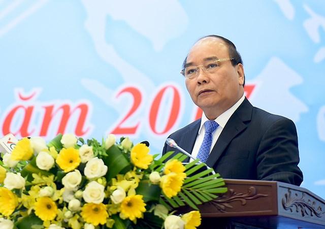 """Thủ tướng Nguyễn Xuân Phúc """"chấm điểm"""" ngành Công Thương"""
