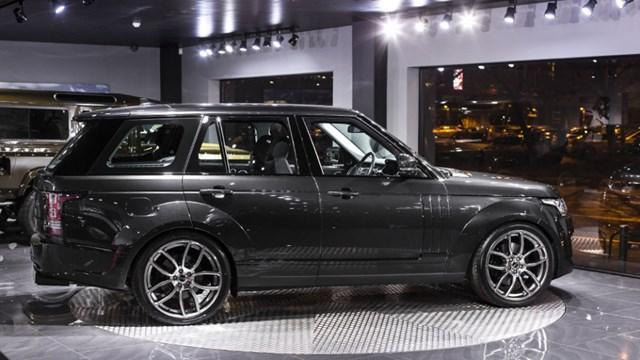 Ngắm Range Rover Vogue sang chảnh lạ mắt của Kahn Design