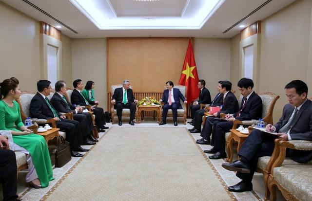 Việt Nam khuyến khích doanh nghiệp NN đầu tư phát triển hạ tầng, sản xuất ô tô