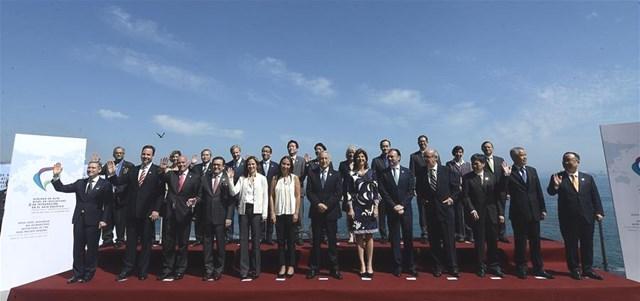 Đối thoại cấp cao về các sáng kiến liên kết kinh tế châu Á - Thái Bình Dương