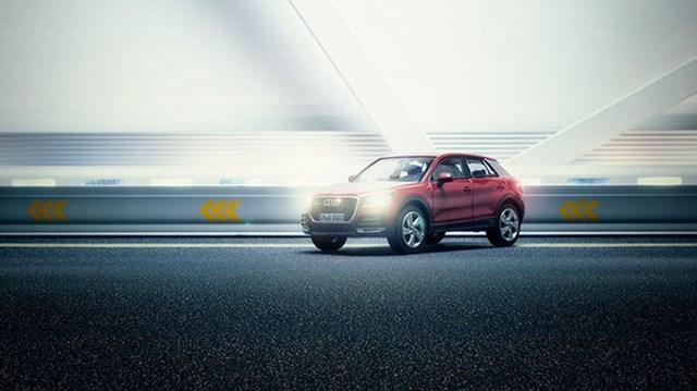 Audi đặt làm quảng cáo xe sang giá 160.000 đô, anh chàng này chỉ dùng 40 đô