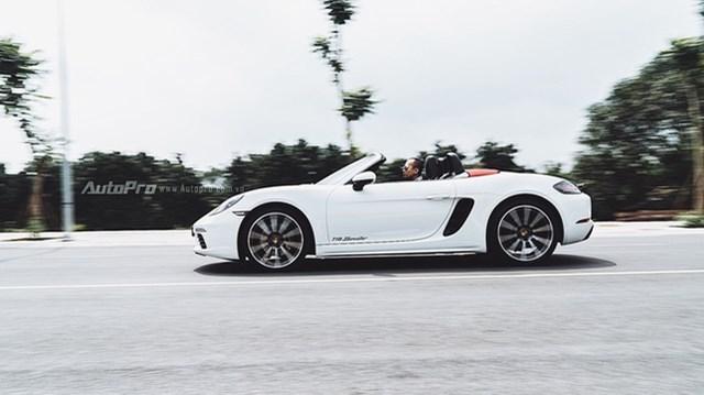 Porsche 718 Boxster – Nhỏ mà sành