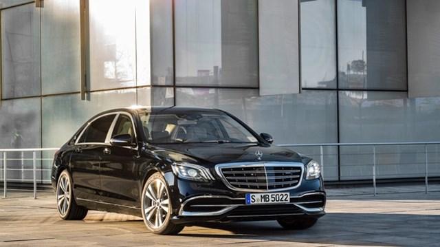 Làm quen với xe siêu sang Mercedes-Maybach S560 2018