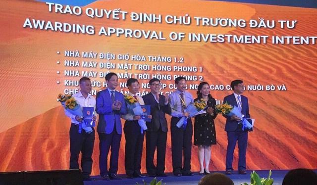 Bộ trưởng Trần Tuấn Anh dự Hội nghị Xúc tiến đầu tư Bình Thuận 2017
