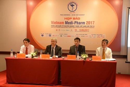 30 quốc gia và vùng lãnh thổ tham dự Triển lãm Quốc tế chuyên ngành Y dược Việt Nam