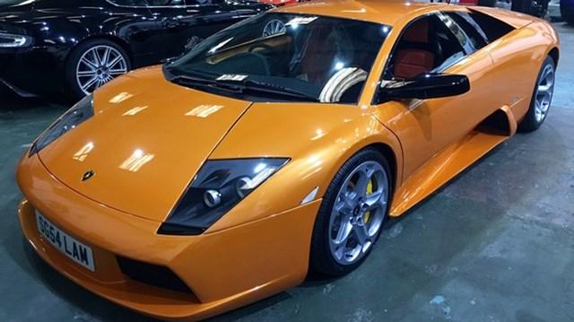 """Chiếc Lamborghini Murcielago chạy nhiều nhất thế giới đã """"ngốn"""" gần 11 tỷ Đồng"""