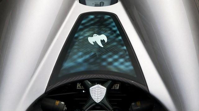 Bí ẩn đằng sau logo hình bóng ma trên siêu xe Koenigsegg